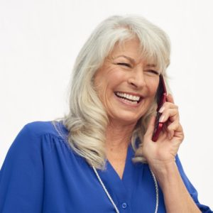 Jitterbug Flip - Best Cell Phones for Senior with Dementia
