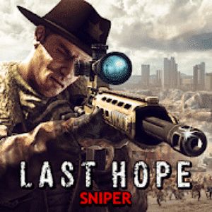 Last Hope Sniper Logo - Sniper Games for Android