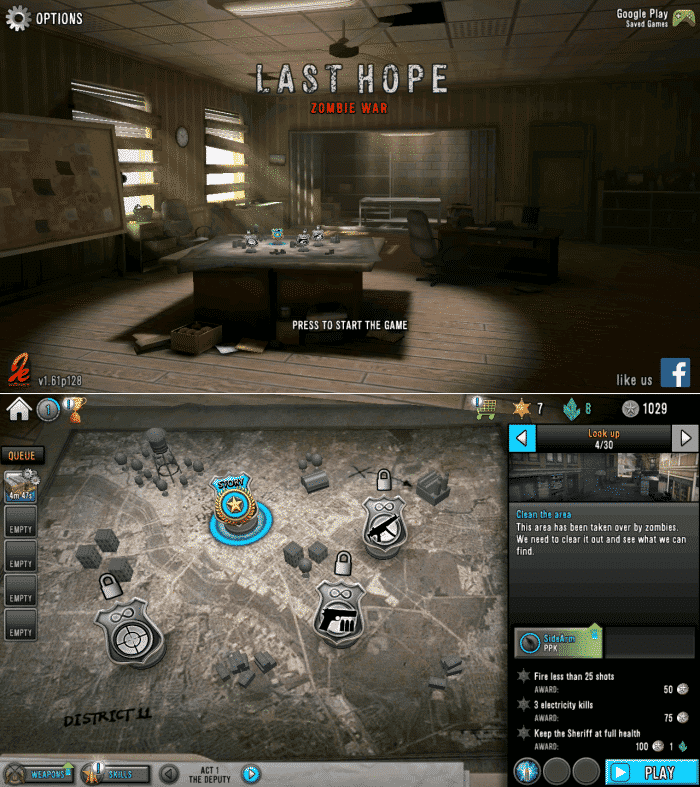 Last Hope Sniper Gameplay - Sniper Games for Android