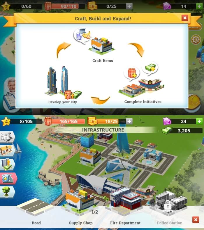Little Big City 2 - Best Building Games for Android