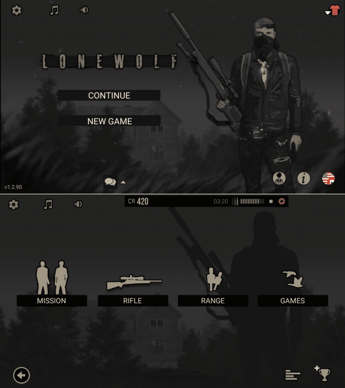 Lonewolf: A Sniper Story Homepage - Sniper Games for Android