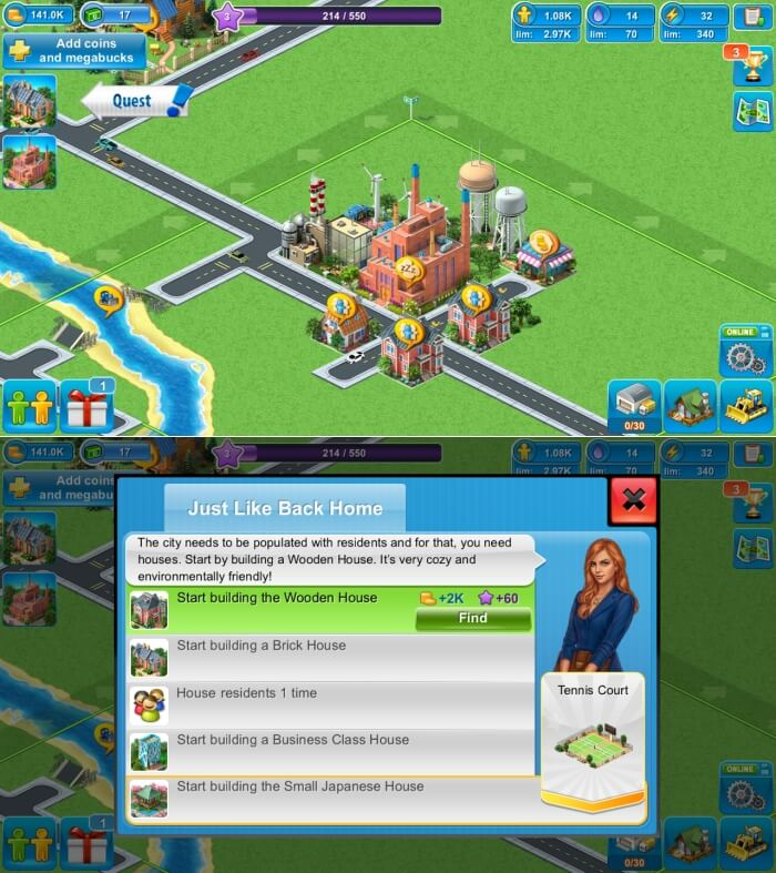 Megapolis - Best Building Games for Android