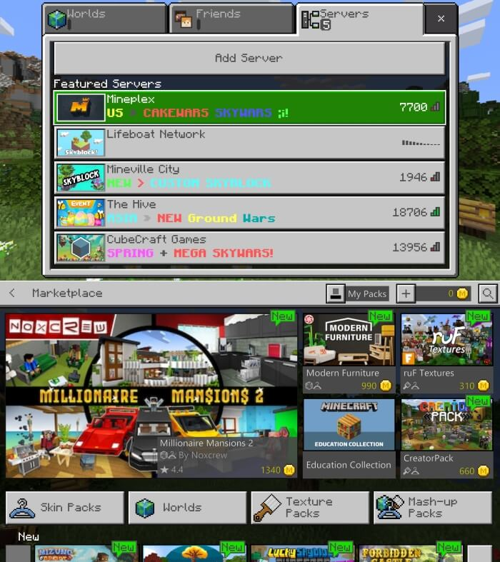 Minecraft - Best Building Games for Android