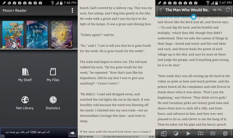 Moon+ Reader - Best eBook Reader Apps