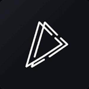 Muviz Edge Logo - Music Visualization Apps
