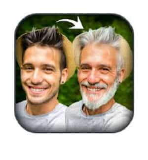 best aging apps for android: old age face effect