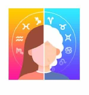 best aging apps for android: old face daily horoscope