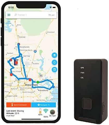 Optimus GPS Tracker