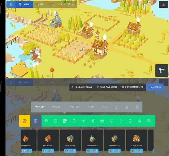 Pocket Build - Best Building Games for Android