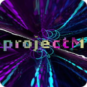 projectM Logo - Music Visualization Apps