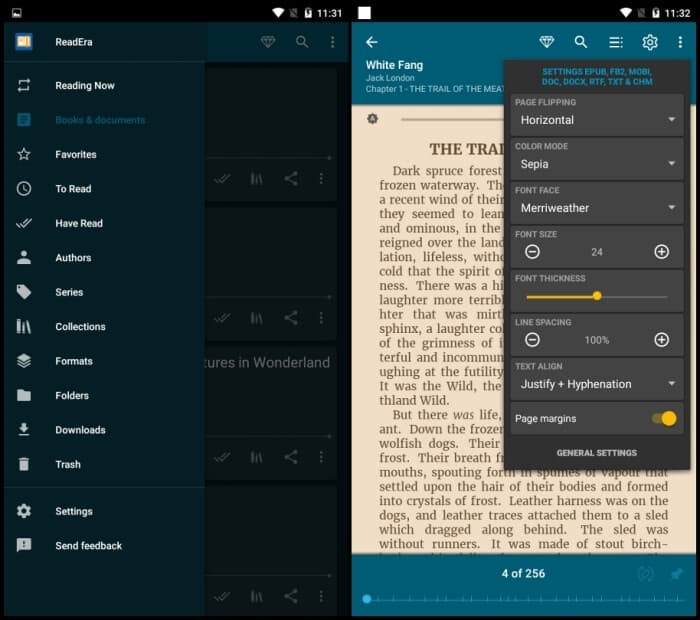 ReadEra - Best eBook Reader Apps