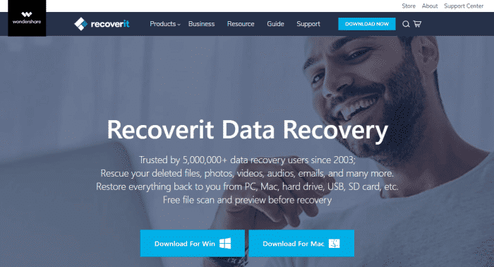 RecoverIt - Recover Deleted Files on Android
