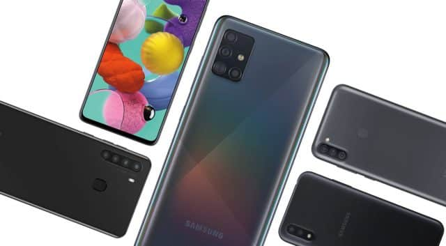 Samsung announces its budget smartphones with 5G capabilities