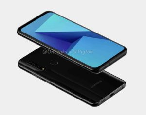 Upcoming Samsung phone has a thinner bezels