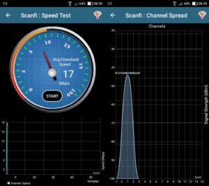 scanf-wifi analyzer