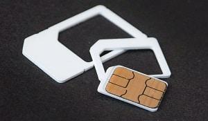 Sim Cards - Call Failed