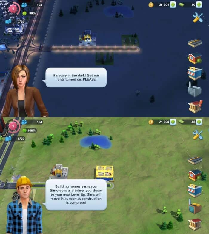 SimCity BuildIt - Best Building Games for Android