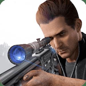 Sniper Master Logo - Sniper Games for Android