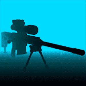 Sniper Range Game Logo - Sniper Games for Android