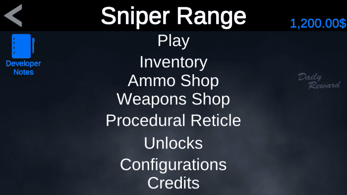 Sniper Range Game Gameplay - Sniper Games for Android