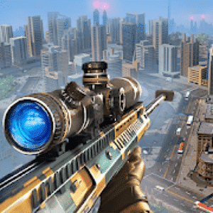 Sniper Shooting Battle 2019 Logo - Sniper Games for Android