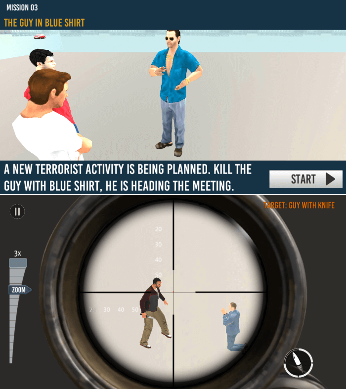 New Sniper Shooting 2019 Gameplay - Sniper Games for Android