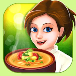 Star Chef Logo - Restaurant Building Games