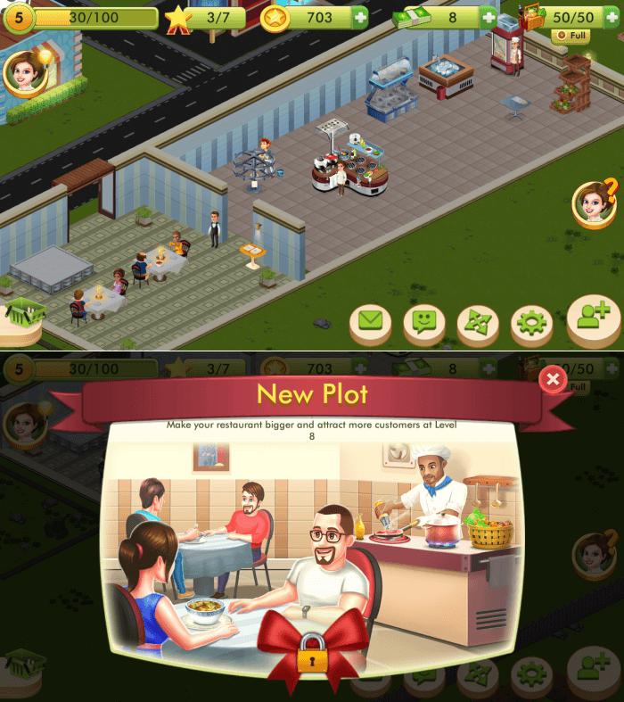 Star Chef - Restaurant Building Games