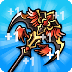 Tap Tap Axe Logo - Best Idle Games