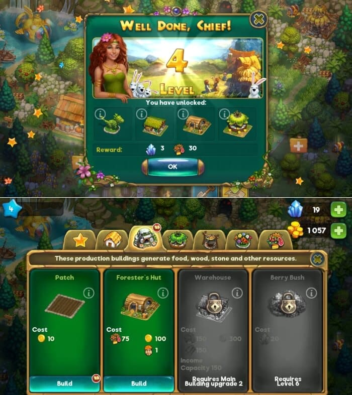 The Tribez - Best Building Games for Android
