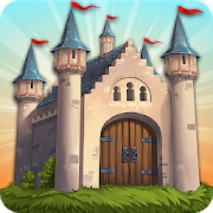 Townsmen - Best Building Games for Android