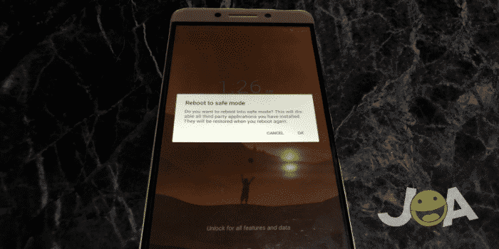 5 simple methods to turn off Safe mode on Android
