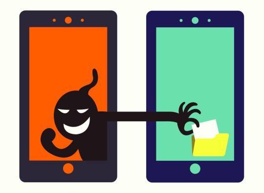 يمكن لهذه التطبيقات سرقة بياناتك