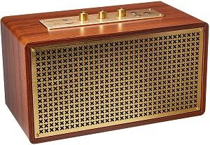 Vintage Bluetooth Speaker - Music Visualization Apps