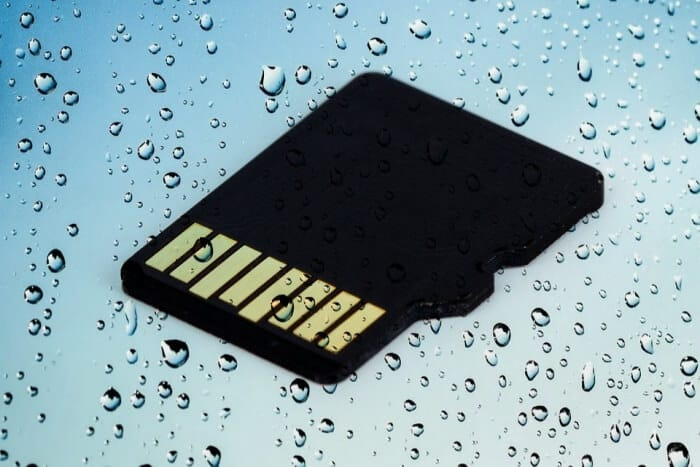 Wet SD Card - Recover Corrupted SD Card