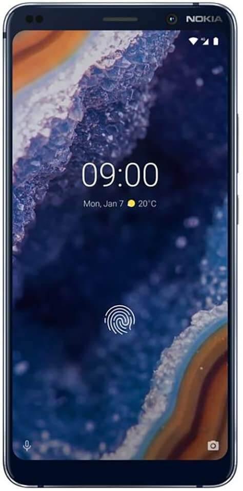 أفضل كاميرا هاتف ذكي - Nokia 9 PureView