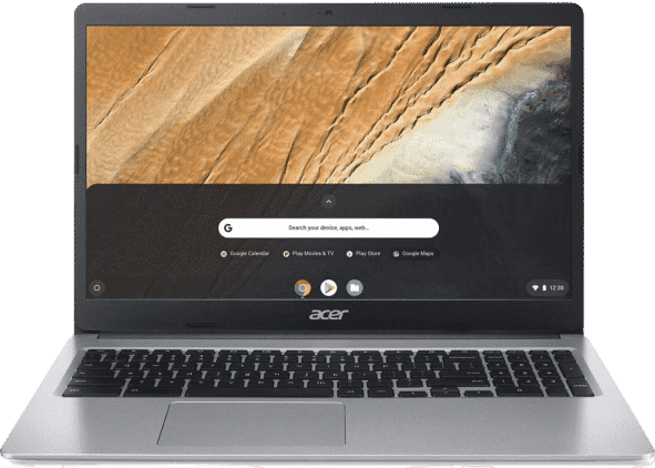 The best Chromebooks under 200$ - Acer Chromebook 315 - Renewed Unit