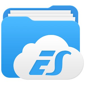 Logo ES File Explorer