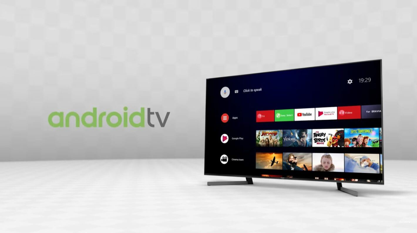 Android TV devices can now be added to the speaker groups in Google Home app