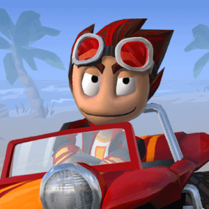 best android racing games beach buggy blitz