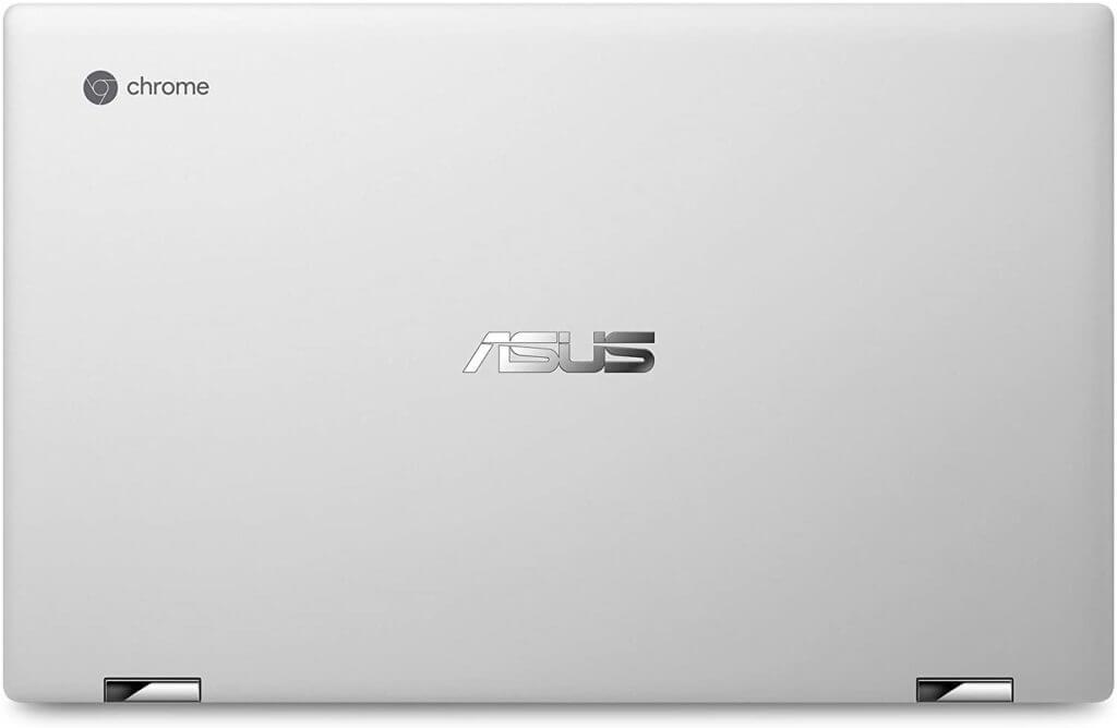 The Best Deals on Chromebooks - ASUS Chromebook Flip C434 Design - Backcover