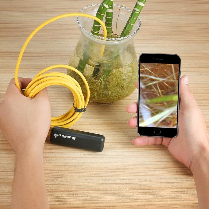 Best Endoscope Camera for Android - BlueFire