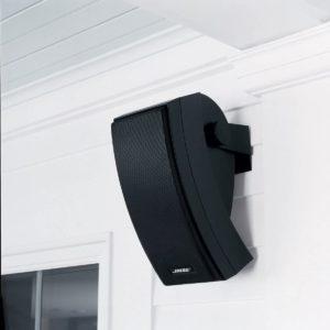 Best Outdoor Speaker - Bose 251 Installed