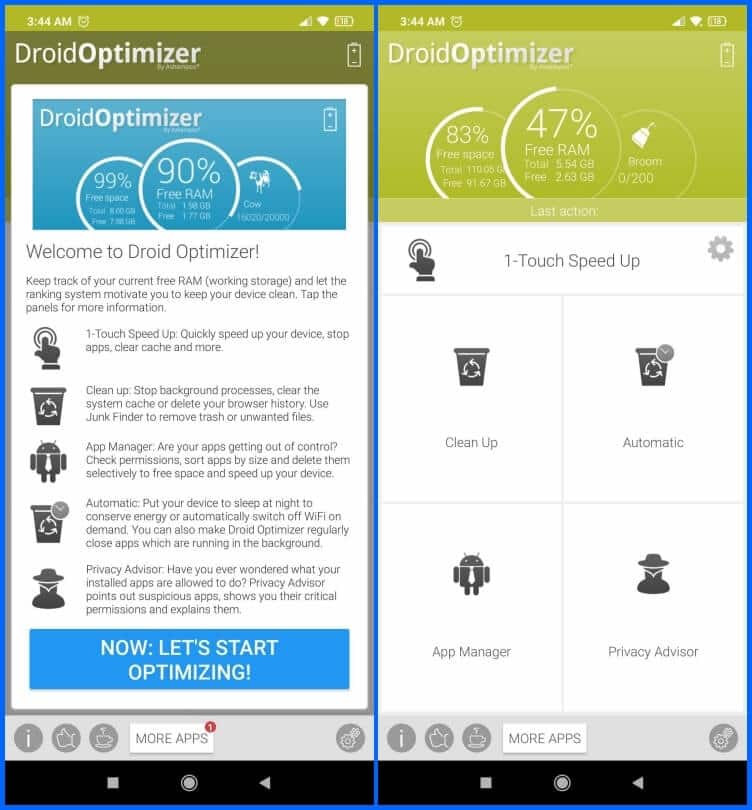 Best Phone Cleaner Apps for Android - Droid Optimizer