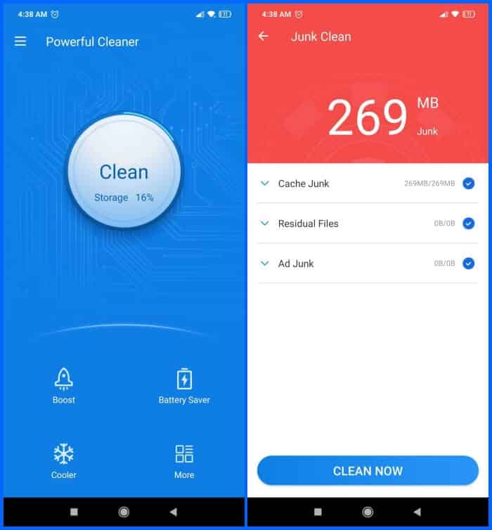 Best Phone Cleaner Apps for Android - Powerful Cleaner