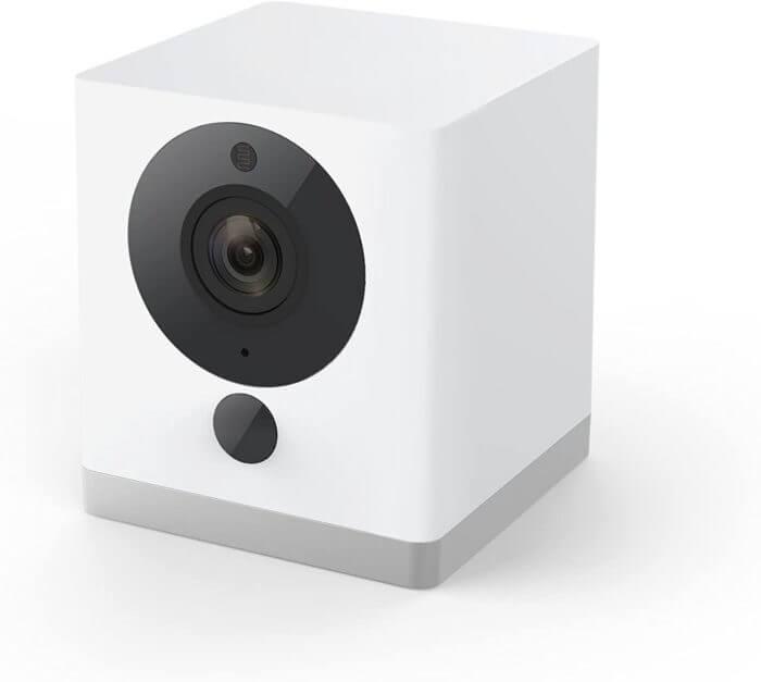 Best Smart Home Surveillance Camera - Wyze Cam Indoor Smart Home Camera