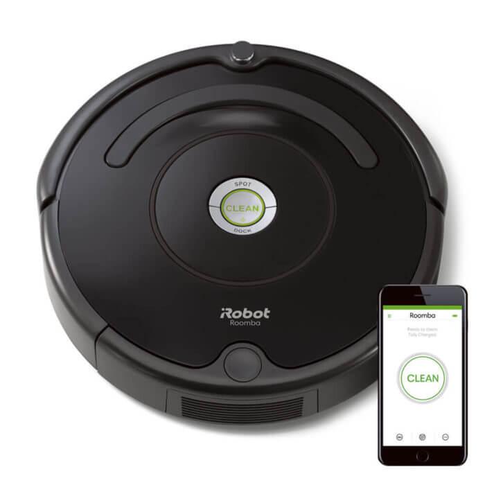 Best Smart Vacuum - iRobot Roomba 675 Robot Vacuum