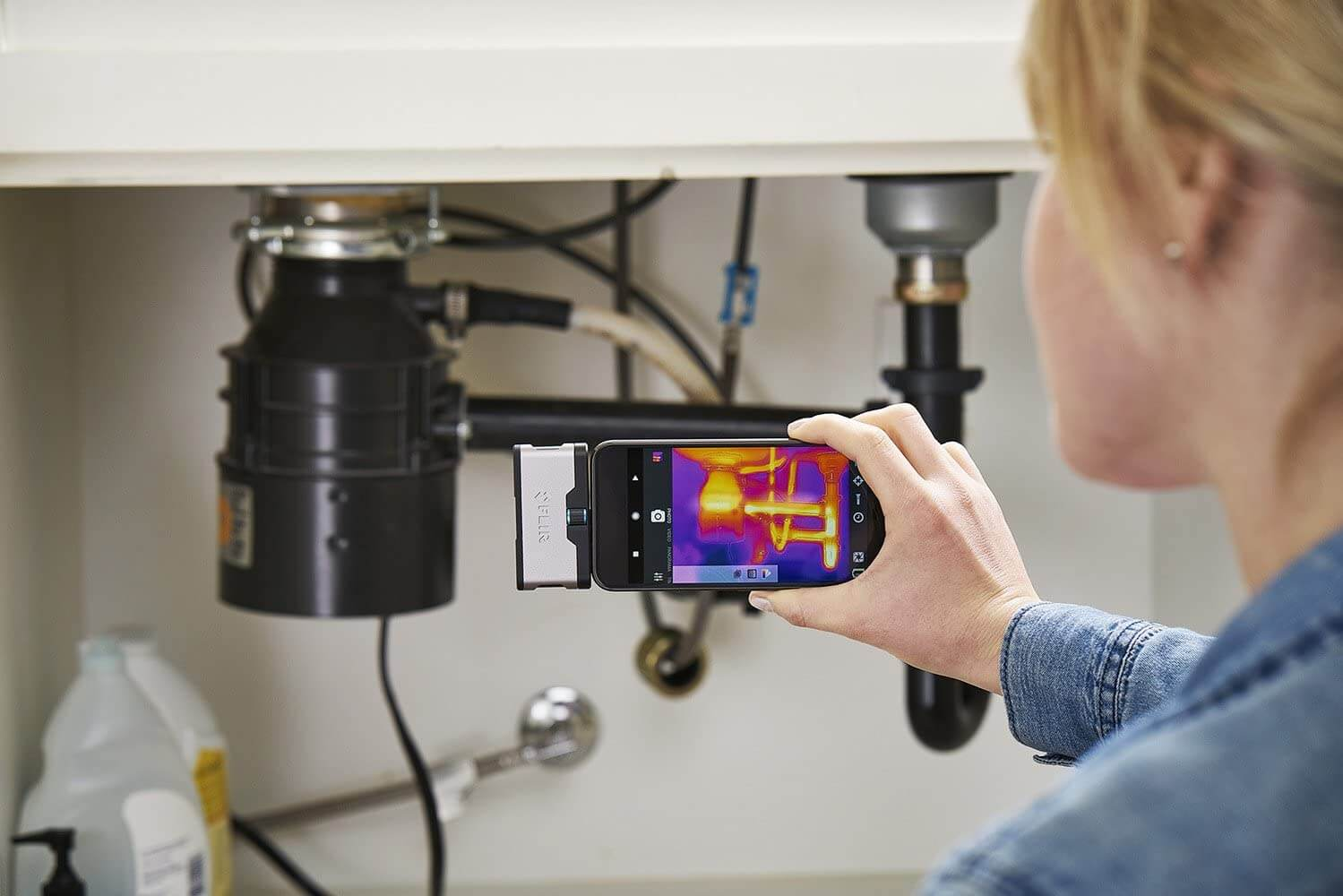 Best Thermal Imaging Camera for Android - FLIR ONE 3rd Gen Compatibility