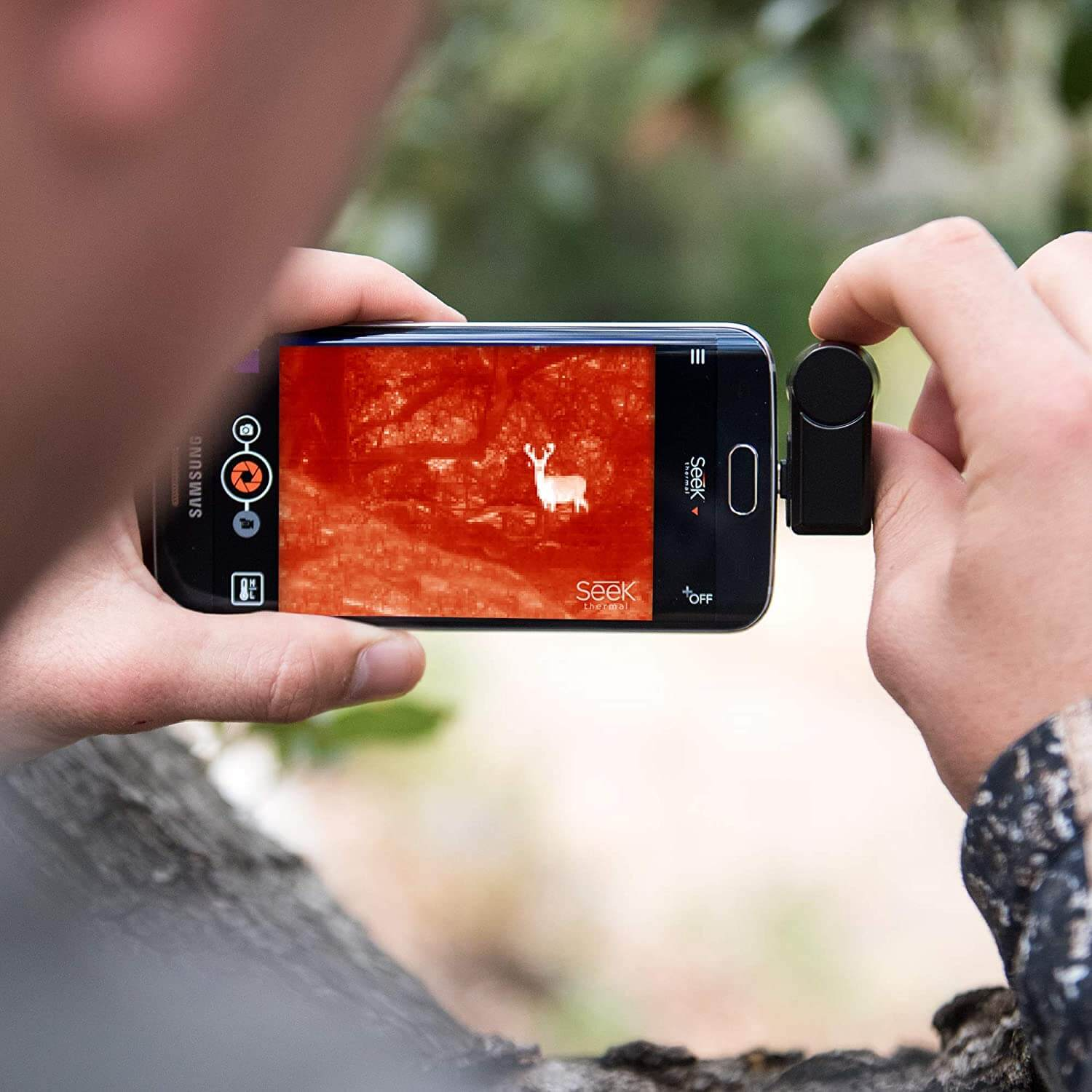 Best Thermal Imaging Camera for Android - SEEK Thermal Compact XR Compatibility