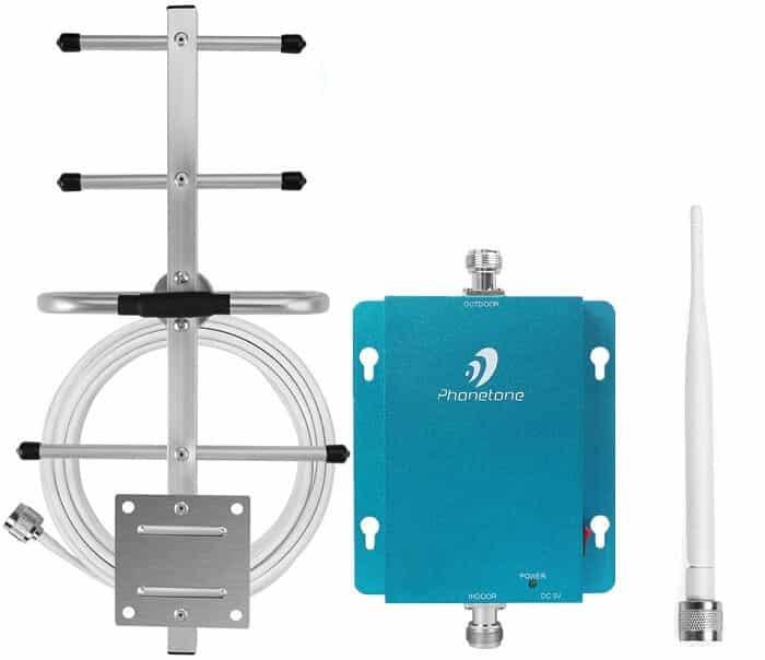 رخيصة إشارة الهاتف الخليوي الداعم - Phonetone 850MHz باند 5 مكرر
